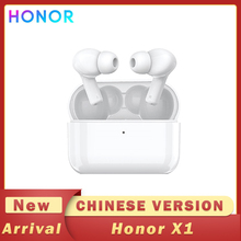 Honor Earbuds X1 wireless headphones SportEarphones TWS Dual Microphone Call Noise Cancellation 24H Combined Playback