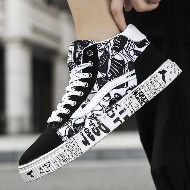 Flat Heel Spring Sneakers 8