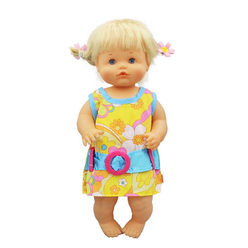 Nouvelle robe vêtements ajustement 42cm Nenuco poupée Nenuco y su Hermanita poupée accessoires