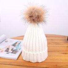 Модная шапка, шапка, плотная теплая осенне-зимняя однотонная шляпа, уличная дорожная шапка, вязанные шапки бини