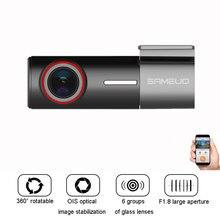 U700 – Mini caméra de tableau de bord dissimulée FHD 1080P, enregistreur vidéo pour voiture, DVR, avec WiFi, application de stationnement 24H, moniteur Internet Mobile, Dashcam