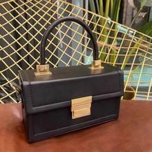 Vento Marea Box Crossbody Bags For Women Designer Tote PU Leather Handbag Female Vintage Shoulder Bag Girl Purse Ladies Hand Bag