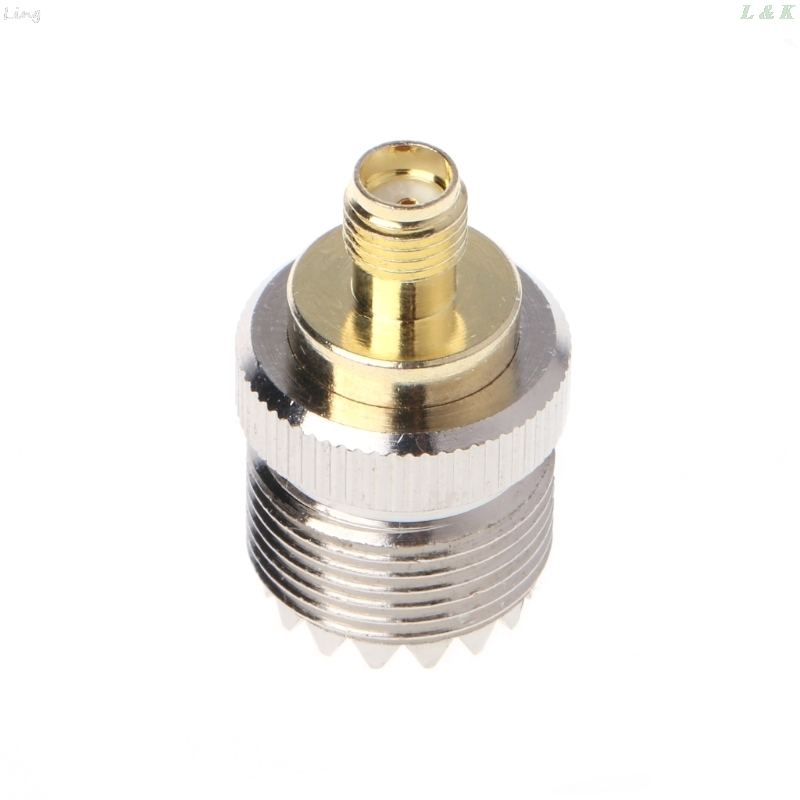 SMA Female To UHF Female RF Coaxial Connector Adapter SO-239 SO239