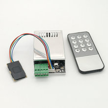 K216 fingerprint control board  and R302 fingerprint reader with 120 pieces capacity