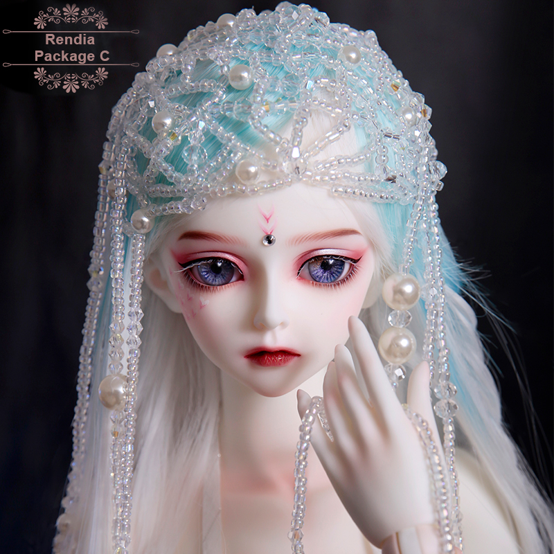 BJD Rendia Doll 1/3 Body Model Boys Girls Oueneifs High Quality Resin Toys Free Eye Balls Fashion Shop Joint Doll