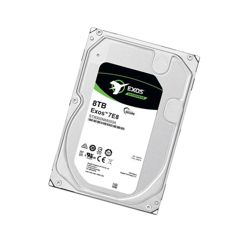 """New HDD For Seagate 8TB 3.5"""" SATA 6 Gb/s 256MB 7200RPM For Internal HDD For Enterprise Class HDD For ST8000NM0055 ST8000NM000A 4"""