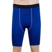 Новинка, леггинсы для спортзала, мужские футбольные шорты для бега, компрессионные Джерси для тренировок, бодибилдинга, бега, короткие штаны
