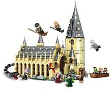 926pcs Hogwarts Castle Voldemort LegoINGlys Harris Potterlys