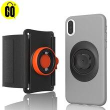 Brassard de course de téléphone, brassard dexercice de Sport avec Installation rapide pour iPhone 11 Pro Max/11 Pro/11/XR/XS Max/8/8 Plus/7/7 Plus