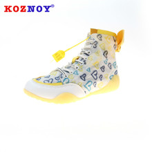 Koznoy Sneakers Women Internet Celebrity Board Shoes Woman Dropshipping Hip Hop Ins Mesh Flat Bottom High Uppers Casual