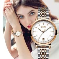 Women Watches SUNKTA Top Brand Luxury Watch Quartz Waterproof Women's Wristwatch Ladies Girls Fashion Clock relogios feminino
