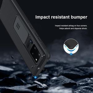 Image 3 - Per Samsung Galaxy S20/S20 Plus /S20 custodia per telefono Ultra A51 A71, custodia protettiva per fotocamera NILLKIN custodia protettiva per obiettivo