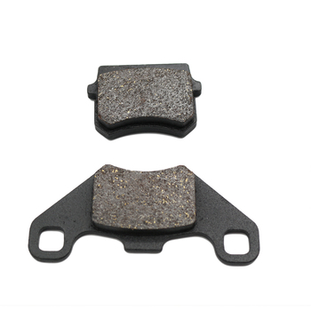 Motercycle Rear Front Disc Brake Pads Shoes for 50/90/110/125cc ATV Quad image