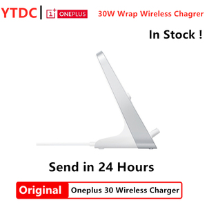 In Stock OnePlus Warp Charge 30 Wireless Charger US Compatible with Qi / EPP standards For Oneplus 8 Pro(China)