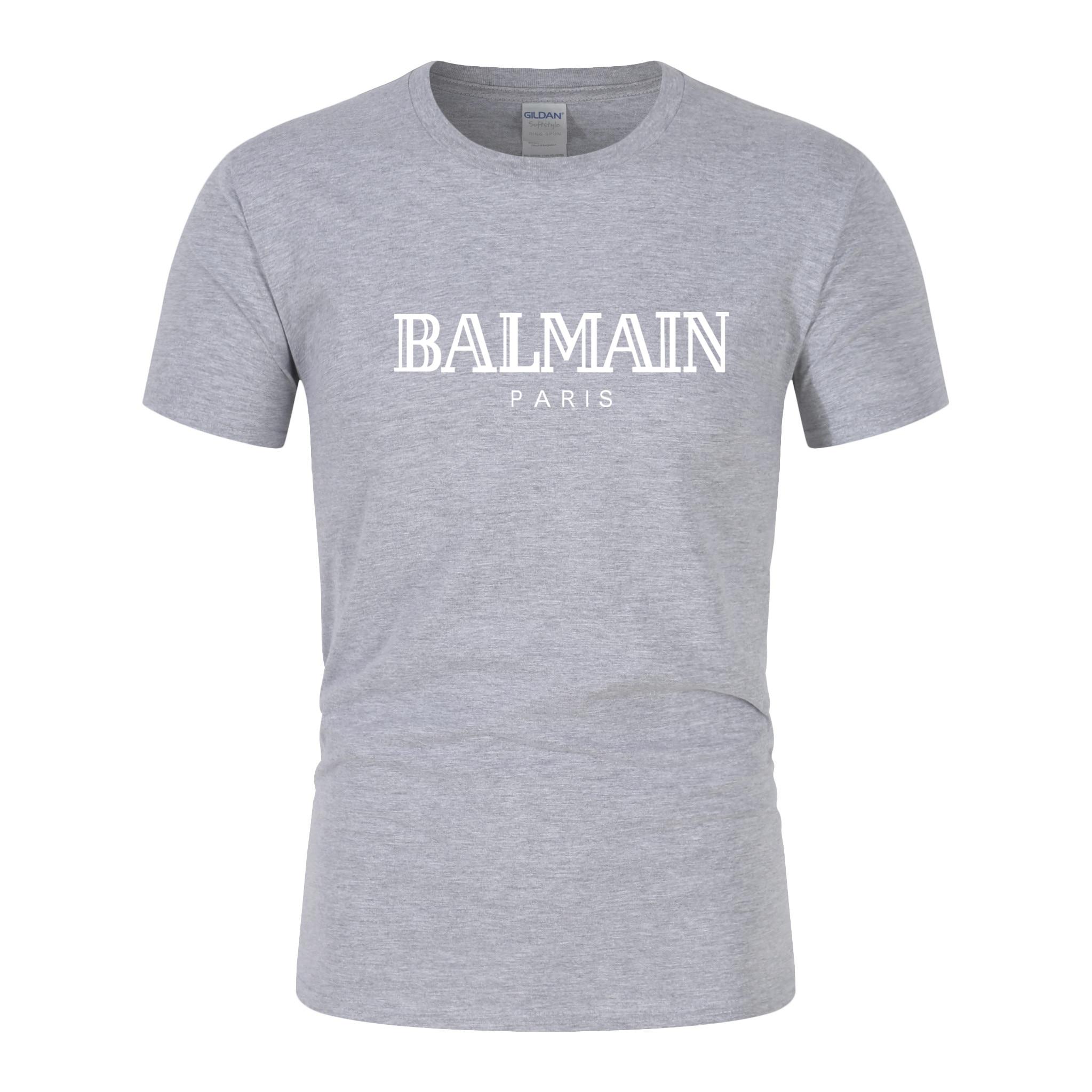 Camiseta 100% de algodón con estampado de vida para hombre, camisa de moda para el hogar o para hombre, camisetas de manga corta