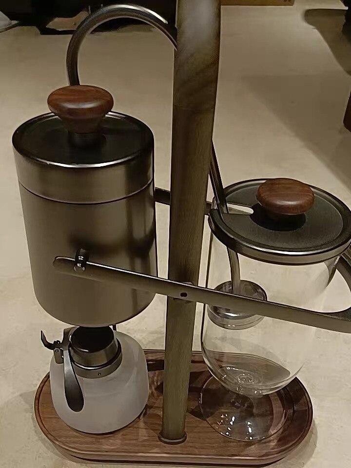 balanceamento syphon cafeteira belga balanceamento syphon cafeteira para barista