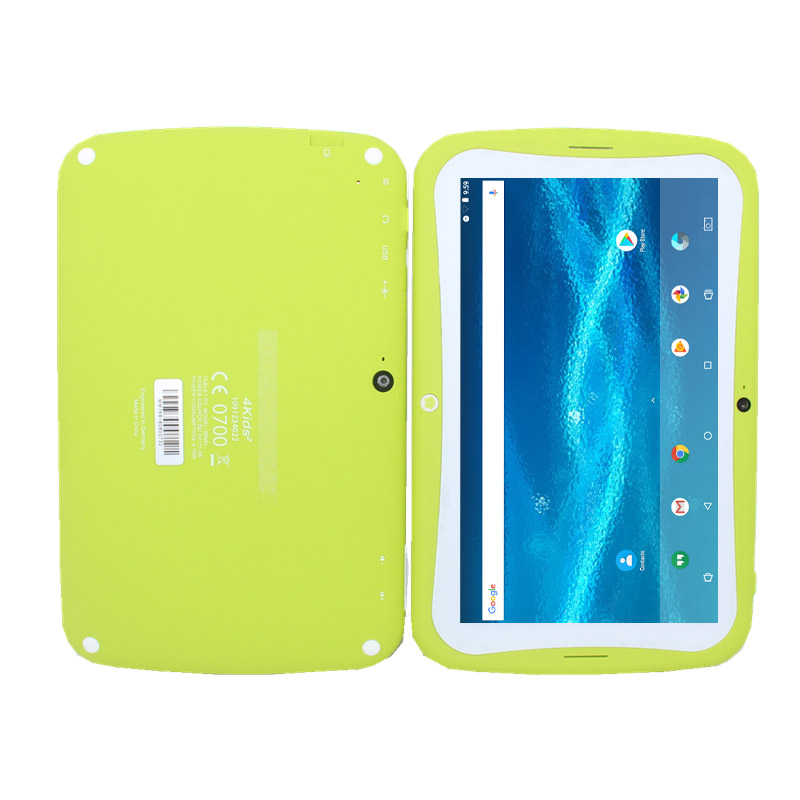 7 pollici Bambini Tablet PC M760 Doppia fotocamera 1GB + 16GB 1024x600 IPS WIFI Android 7.1.2 quad Core come regalo - 3