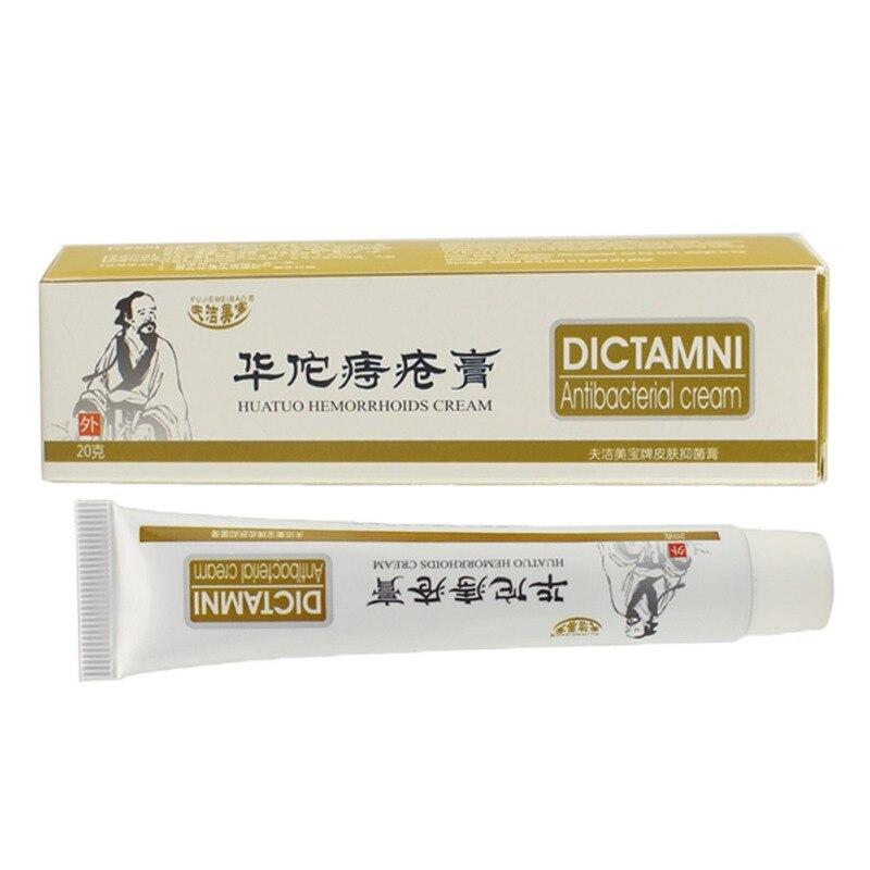 NEW Chinese Medicine HuaTuo Hemorrhoids Cream Antibacterial Cream Unisex