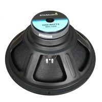 STARAUDIO 18 3000W Raw PA DJ Replacemen Subwoofer 8 Ohm Stage Party Clubs Karaoke KTV Bar Speaker Woofer Bass Magnet SDC 1850