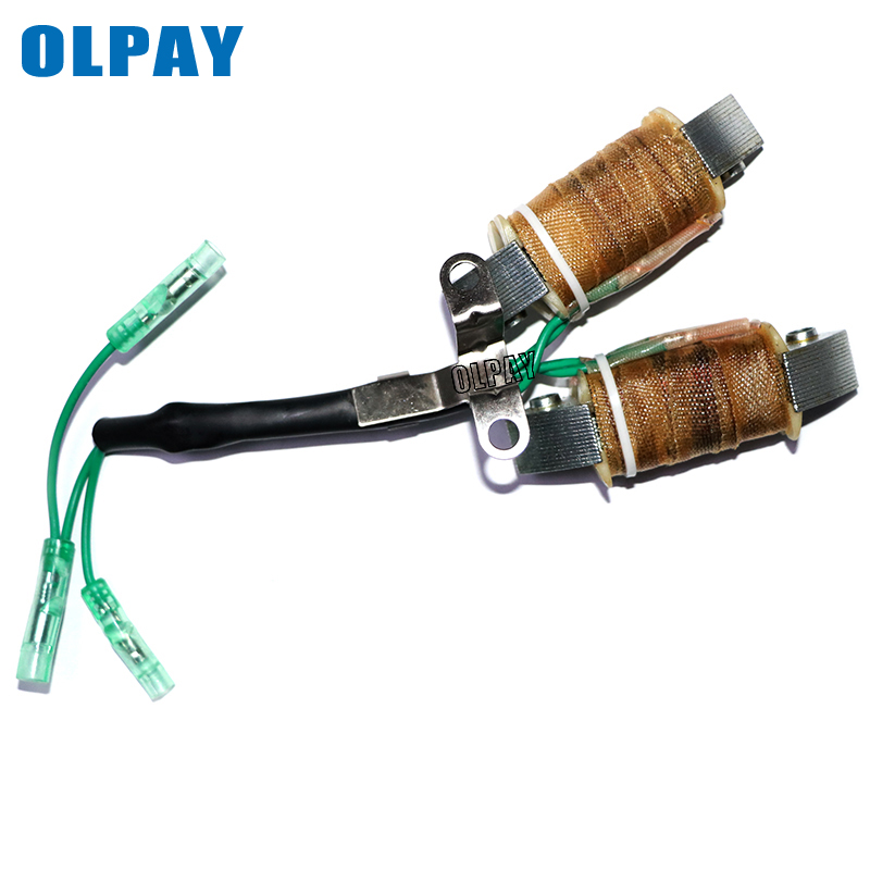 Coil Charge A & B Assy F15-07000400 For Parsun 4 Stroke F9.9 F13.5 F15 Outboard Motor