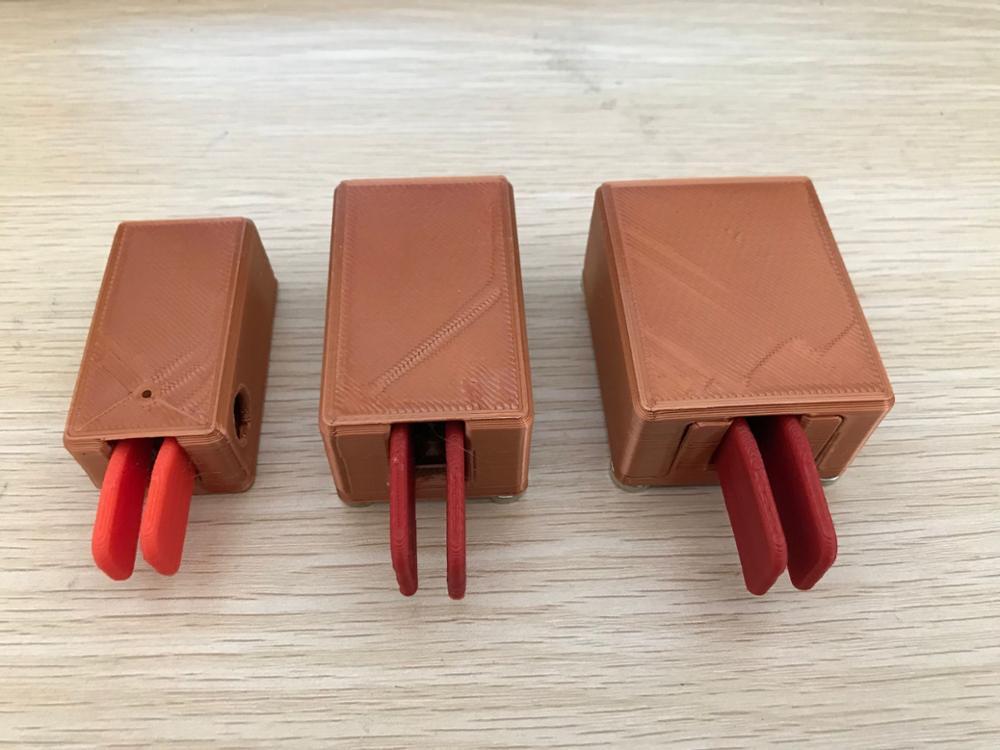 Chave magnética forte da onda da versão cw curto/chave automática/pá dobro chave automática