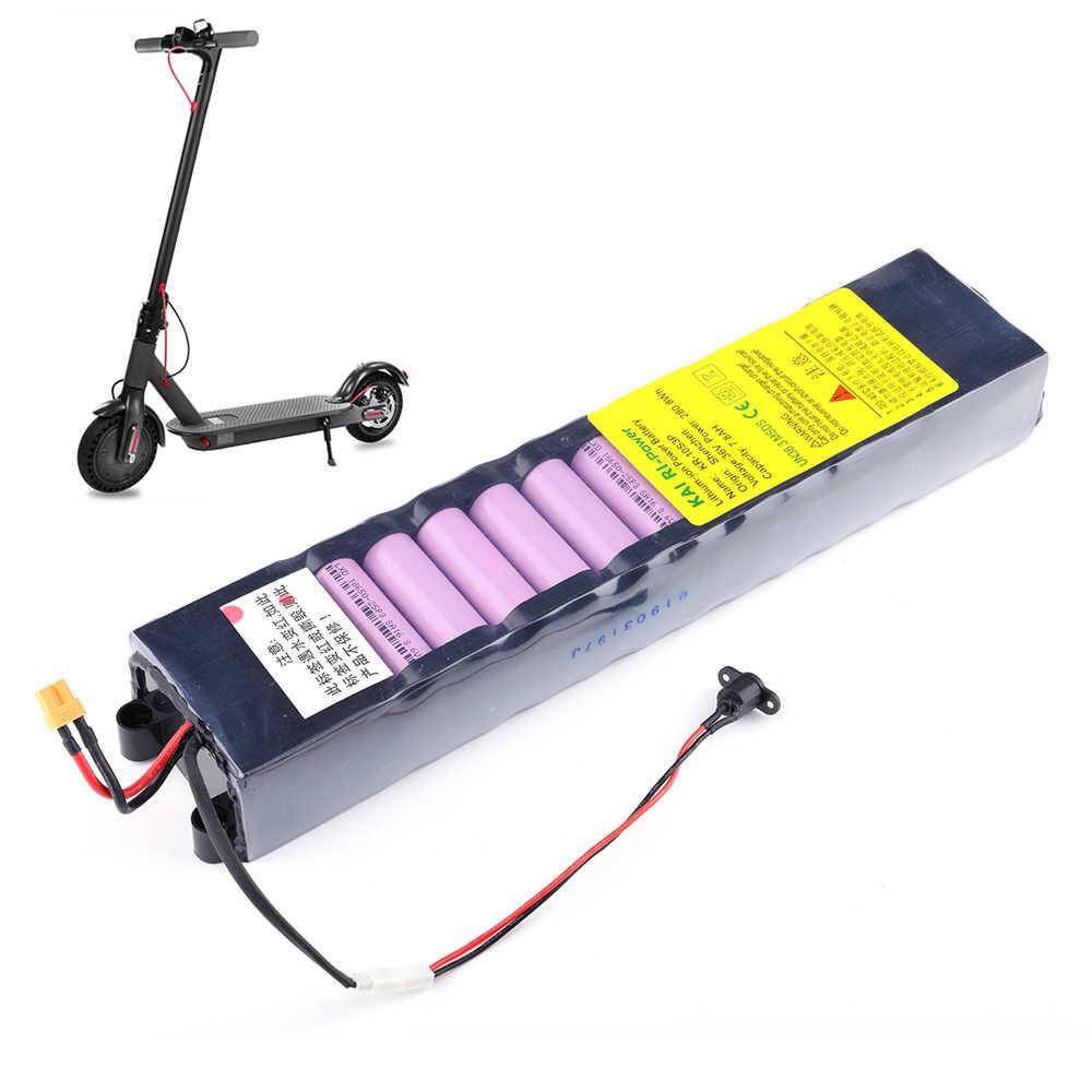 Vbest life Elektroroller Batterie Ersatz 36V 7800mah wiederaufladbarer Lithium Akku Kompatibel mit Xiaomi M365 Elektroroller Smart Faltbarer Elektroroller
