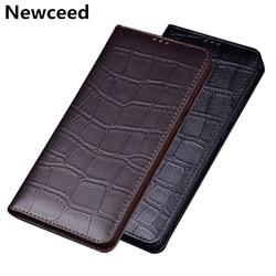 На Алиэкспресс купить чехол для смартфона genuine natural leather magnetic phone cover for samsung galaxy a91/galaxy a71/galaxy a51/galaxy a41 a31 a21 a11 phone bag case