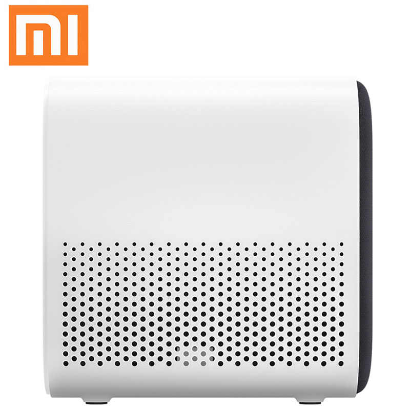 4K Video Xiaomi Norma Mijia Proiettore DLP 1080P Full HD AI Voce di Controllo Remoto 2GB DDR3 8GB eMMC 2.4G/5G WiFi 3D BT per Home Cinema