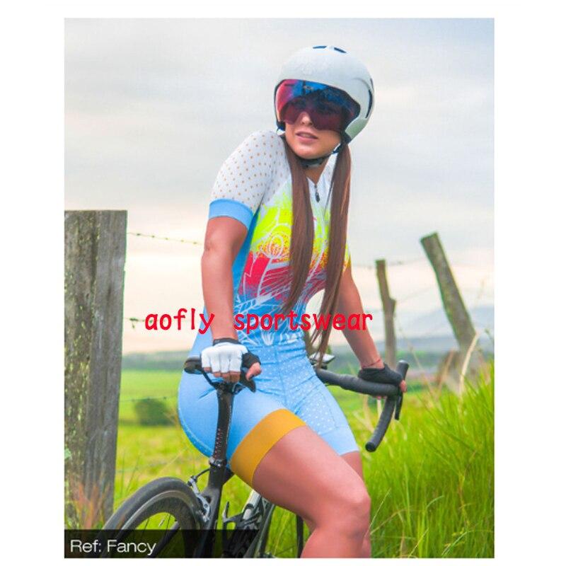 2020 xama pro feminino triathlon skinsuit bicicleta ciclismo conjuntos de jérsei macaquinho feminino roupas de bicicleta macacão gel almofada conjunto feminino ciclismo macaquinho ciclismo feminino  roupas com frete 18