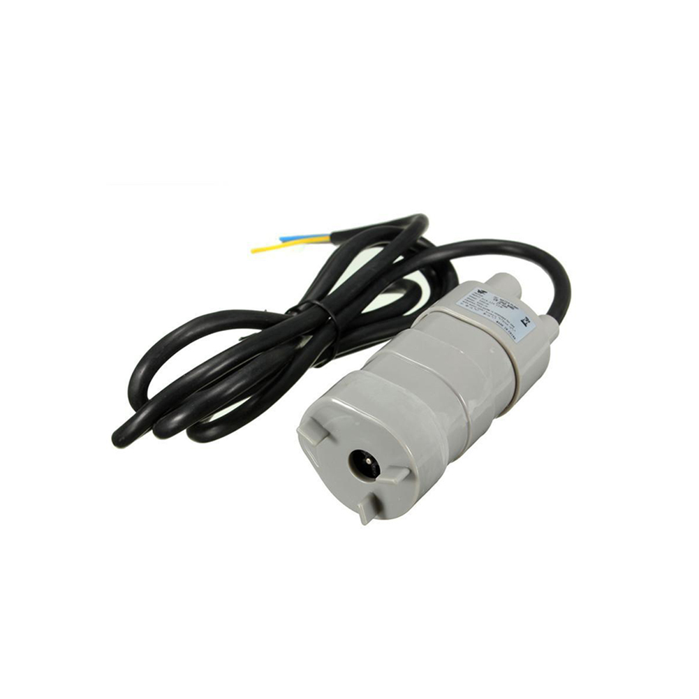 DC 12V Under Water High Flow Aquarium Portable Motorhome Fish Tank Bath Caravan Immersible Submersible Pump