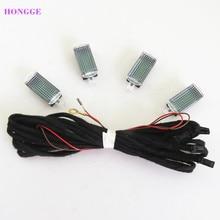 HONGGE светодиодный фонарь + кабель для Golf Passat Octavia Seat Leon Alhambra A4 A6 A7 A8 Q3 Q5 TT 3AD 947 409 3AD947409
