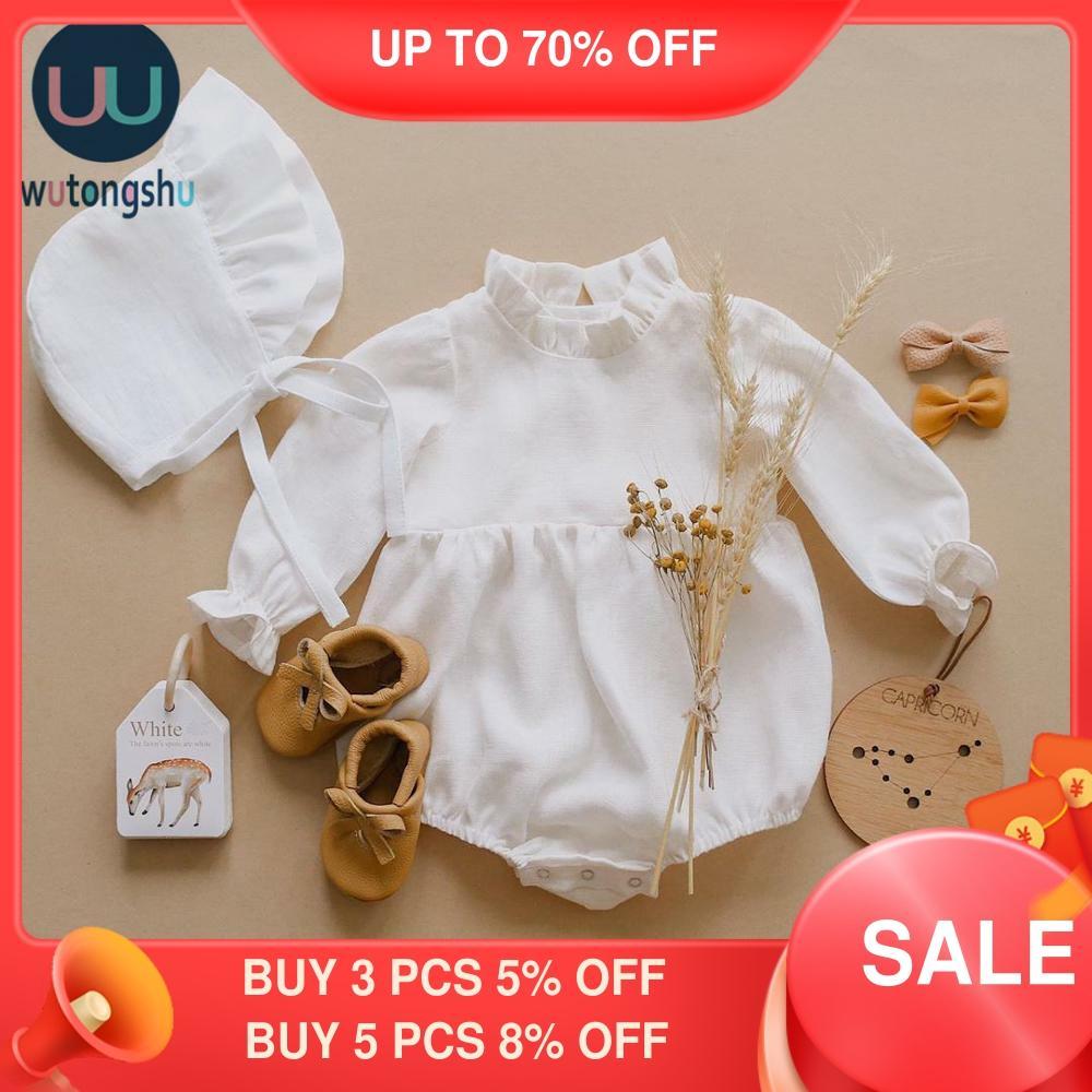 Одежда для маленьких девочек, Детский комбинезон с длинным рукавом, комбинезоны, новая мода, 100% органический хлопок, комбинезоны для новорожденных девочек|Ромперы| | АлиЭкспресс
