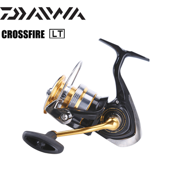2020 DAIWA Crossfire LT 1000/2000 /2500/3000/4000/5000/6000 High and Low Gear Ratio ABS Spool Reel Spinning Reel Saltwater Coils катушка daiwa crossfire 2000 reel 10117 200ru