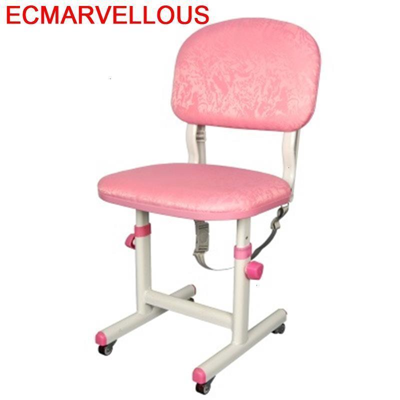 Kinder Stoel Pour Table Silla Infantiles Study Adjustable Kids Chaise Enfant Baby Furniture Cadeira Infantil Children Chair