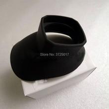 חדש מקורי גומי מגדילה עיינית עין כובע חלקים עבור Panasonic AG UX90MC HC PV100 HC X1000 UX90 PV100 X1000 למצלמות
