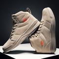 Высококачественная повседневная обувь из свиной кожи; мужские кроссовки; сезон осень-зима; спортивная обувь; мужские кроссовки