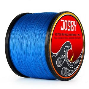 Image 4 - JOSBY 4 Braid Fishing line 10 120LB 150M 300M 500M 1000M 4 Strands Braid Fishing line Multifilament Fishing Wire Carp Fishing