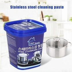 Magiczne garnki ze stali nierdzewnej do czyszczenia kuchni silny krem detergentowy MJJ88