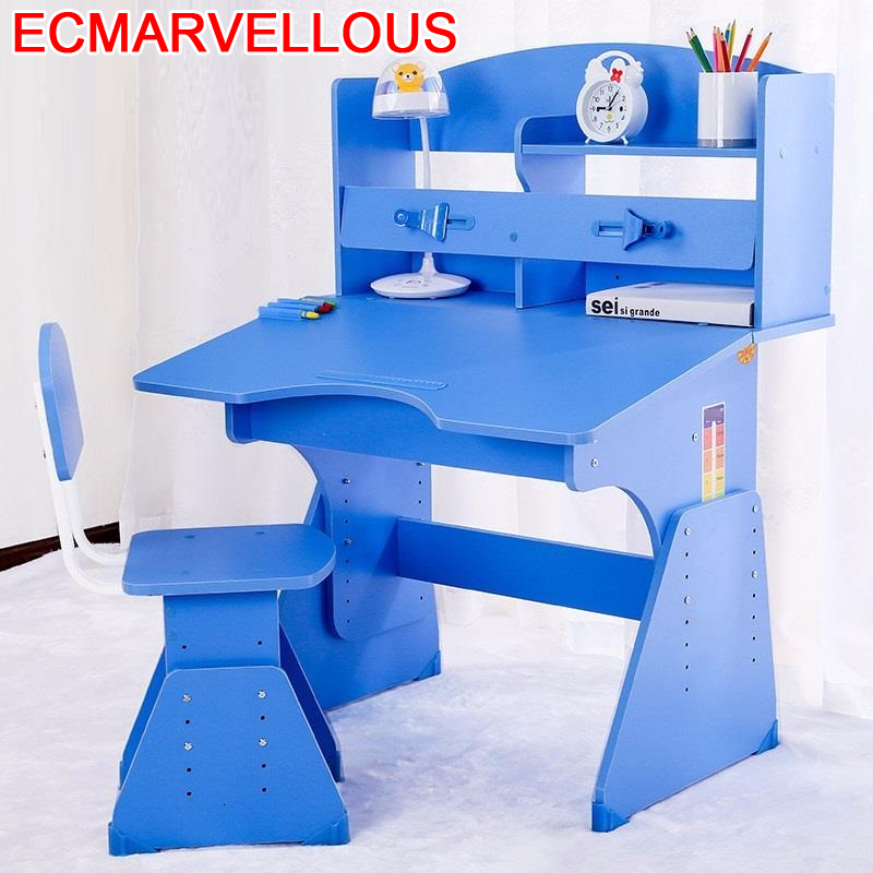 Y Silla Pour Desk Play Kindertisch Avec Chaise Children Chair And Adjustable Mesa Infantil Bureau Enfant For Kids Study Table