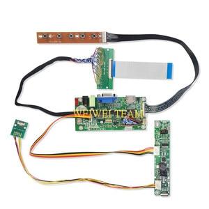 Image 4 - 10.3 cal IPS Pro wyświetlacz LCD 1920x720 rozciągnięty pręt LCD Ultra szeroki ekran 50 pinów LVDS VGA HDMI kontroler płyta do samochodu