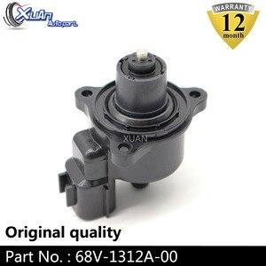 XUAN клапан управления скоростью холостого хода HP 115HP F115 LF115 ISC IAC шаговый двигатель для Yamaha подвесной Waverunner Sterndrive морской