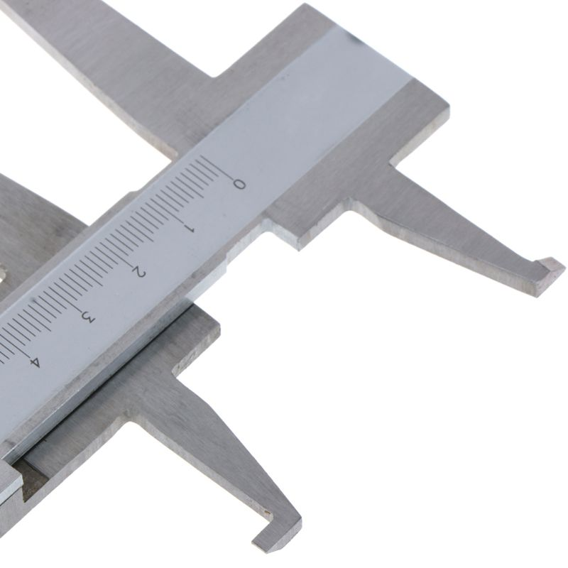 Tools : Inside Groove Vernier Caliper 9-150mm 0 02 Stainless Steel Inner Calipers 2 Claw U1JB