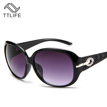 TTLIFE Polarized Sunglasses Women Polaroid Lenses Glasses Brand Designer Classic Vintage Driving