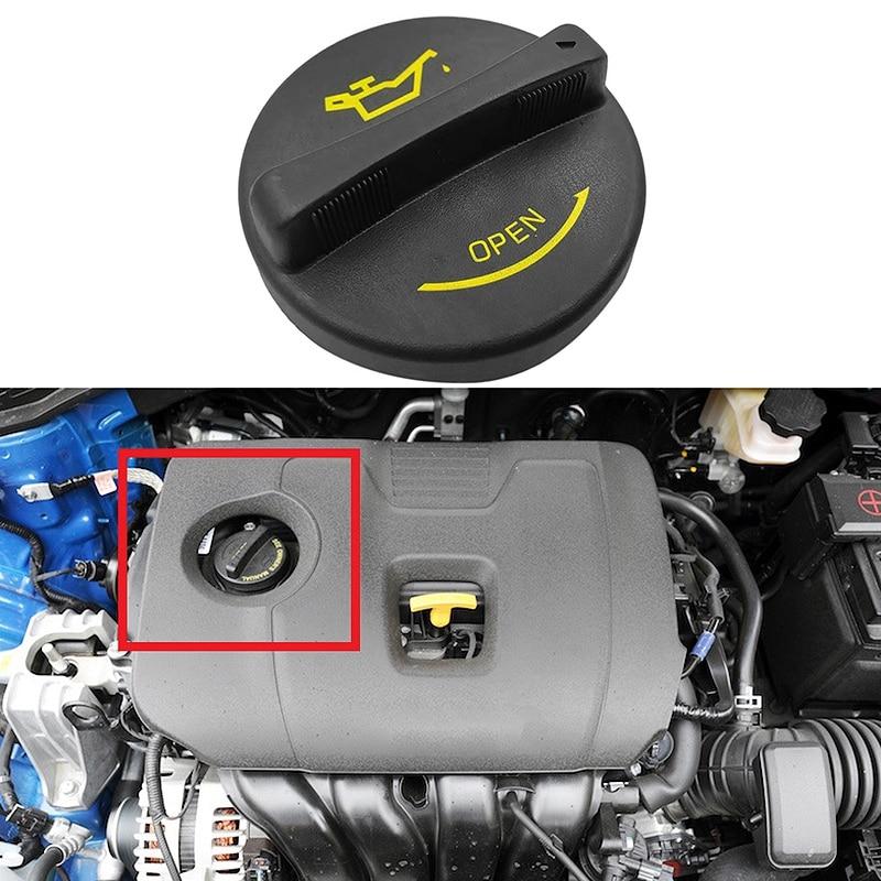 Engine Oil Filler Cap-Oil Filler for Hyundai ACCENT ELANTRA GRAND SANTA FE H-1 Rio Forte Soul I10 I20 I30 I40 2651026620