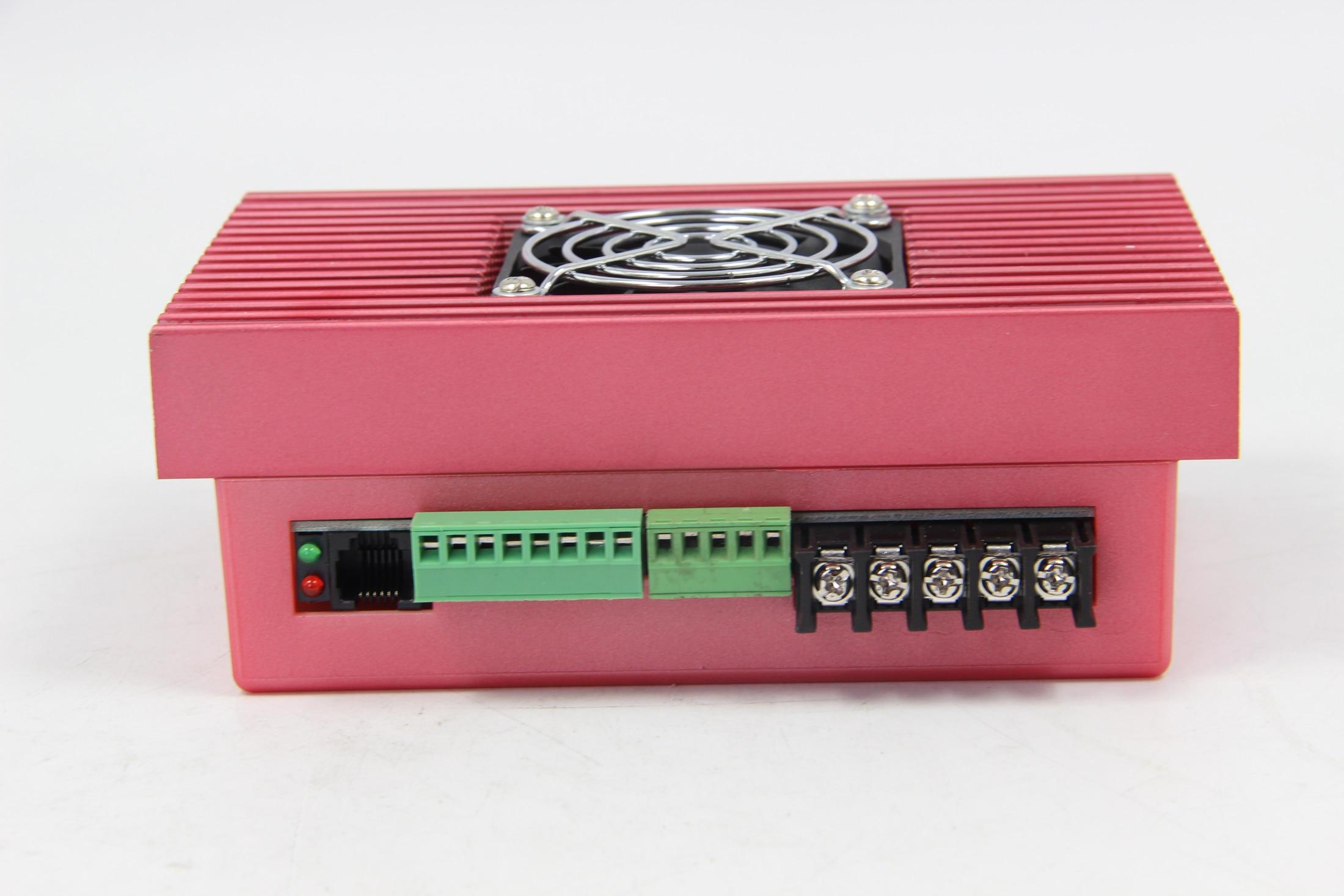 DC Brushless Motor Driver ZM-7205A Controller with Handheld Intelligent Debugger