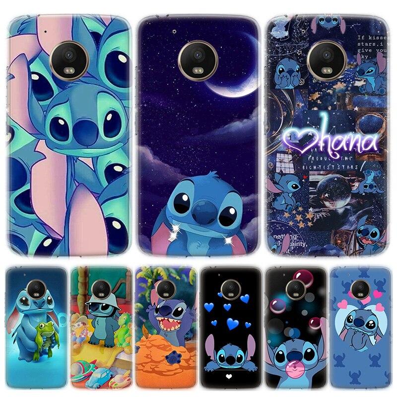Fashion Funny Cute Phone Case For Motorola MOTO G8 G7 G6 G5 G5S G4 E6 E5 E4 Plus Play Power One Action Soft Silicone TPU Cover