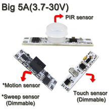 Switch-Module Controller-Switch Detector Led-Light Motion-Sensor Ir-Infrared-Induction-Body-Sensor