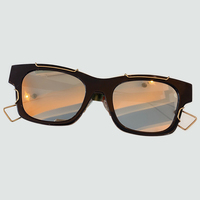 Vintage Sunglasses Women Cat Eye Sunglasses Luxury Brand Designer Sun Glasses Girl Retro ladies Sunglass oculos uv400