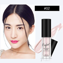Highlighter Contouring Makeup Face Brightener Concealer Liquid Highlighter Primer Base Face Glow Illuminator Cosmetics 70(China)