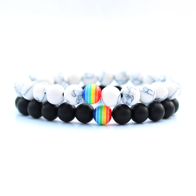 bracelet couple gay